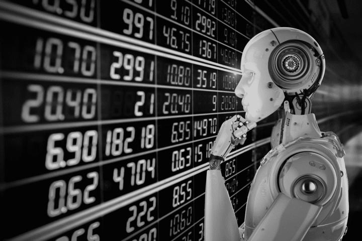 AI quantitative finance