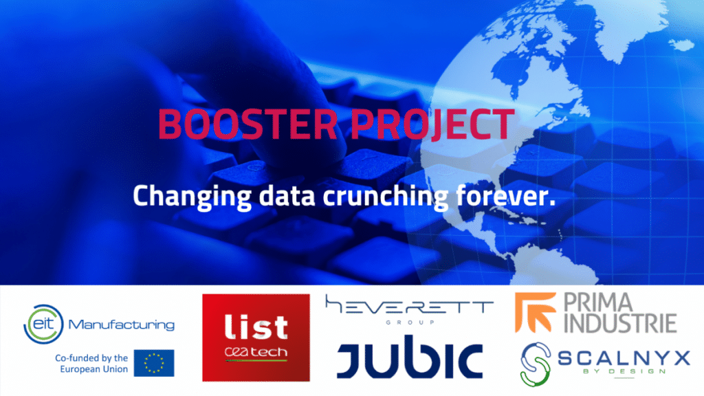 Projet Booster EIT Manufacturing